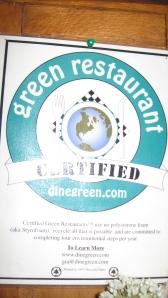 green cert