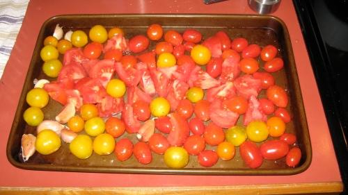 roast tomat