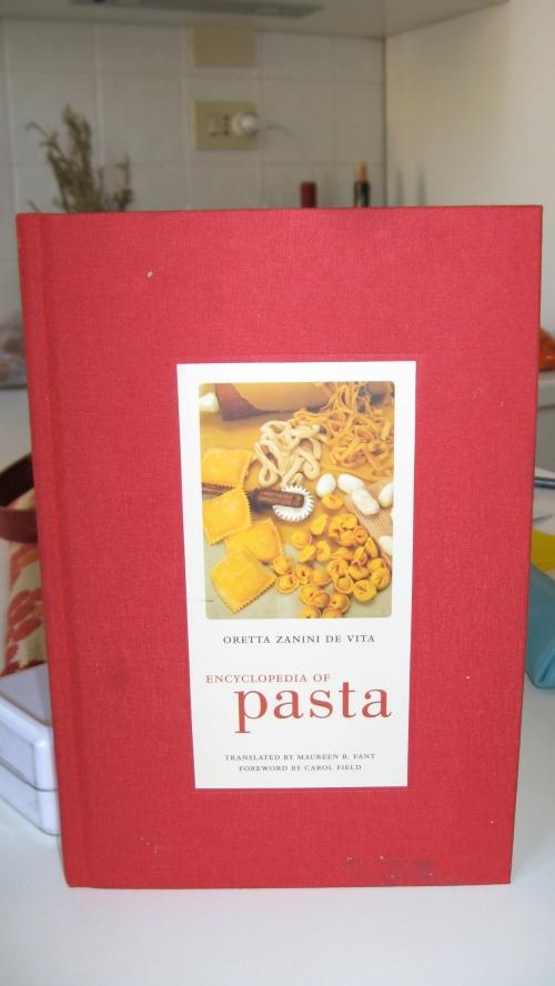 pasta book